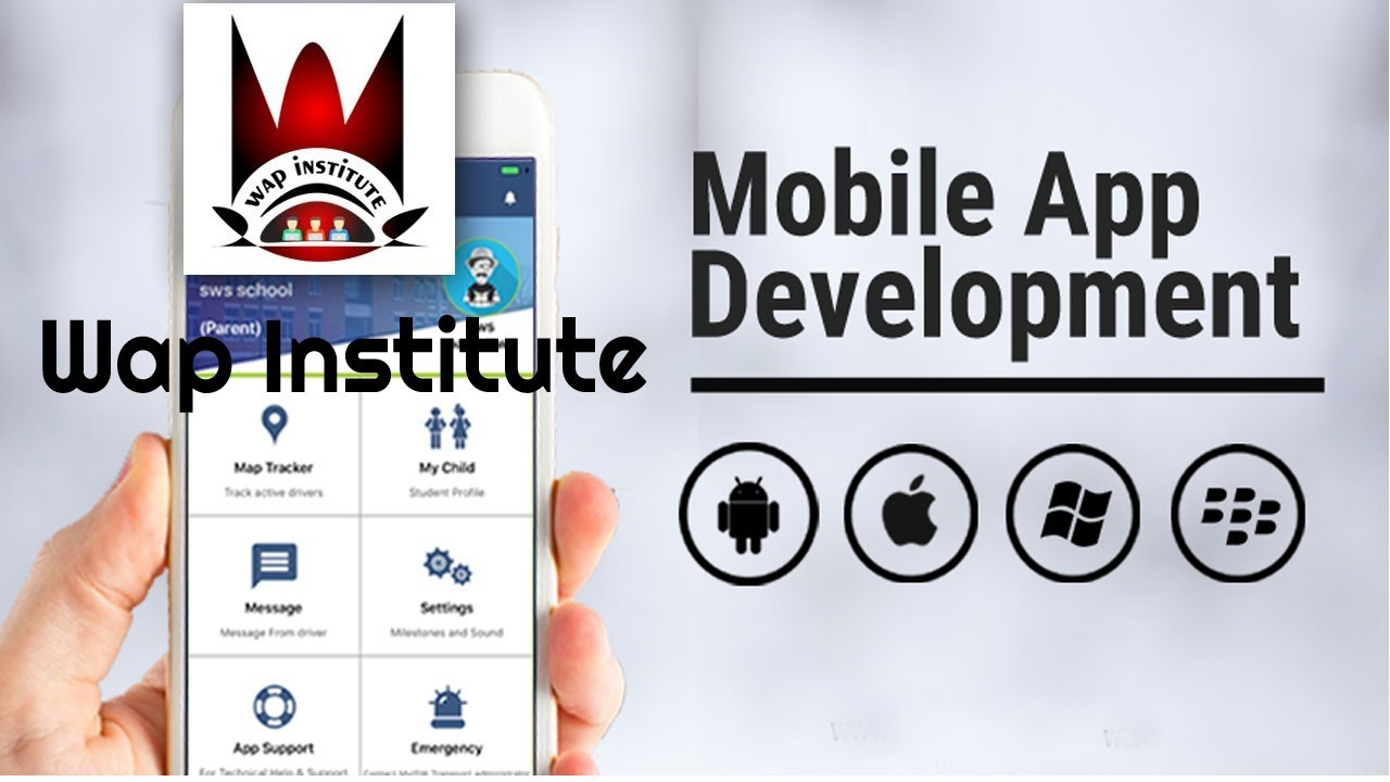 Download advanced mobile app development training hosted by wap institute powered by sweetus media
