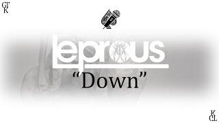 Leprous - Down (karaoke)