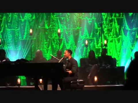 JOHN LEGEND ALL OF ME TOUR SAN DIEGO 03/23/2014