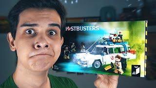 LEGO Ghostbusters (21108) - НАБОР НА ОБЗОР