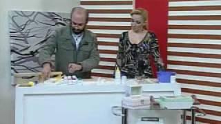 Repeat youtube video Artesanato - Caixa de Batom - Melhor com Você  - 29/06