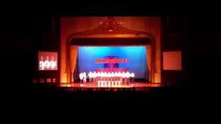 จุฬาฯคทากร 4 - เปิดเทศกาลงานบอล 67 [2010-11-30] - fan cam