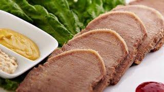 Как приготовить говяжий язык в домашних условиях - рецепт