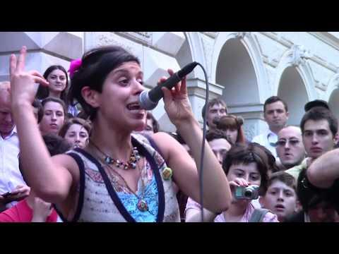 Dub FX in Tbilisi, Georgia - full HD