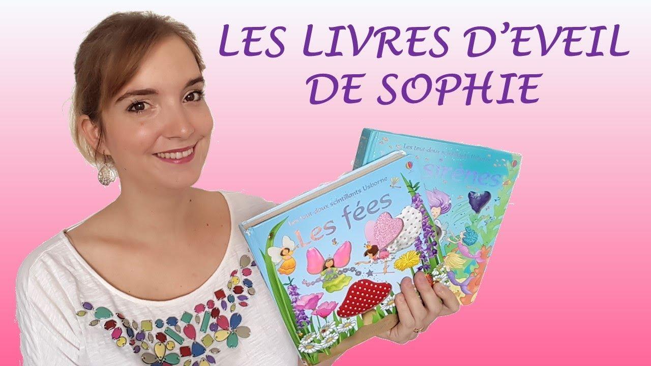 Les Livres D Eveil De Sophie Bebe De 0 A 12 Mois