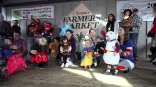 Olympia Farmers Market 5th Annual Halloween Contest