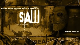 Saw: Full Movie - All Cut-Scenes. The Entire Story w/ Both Endings. SAW: THE VIDEO GAME