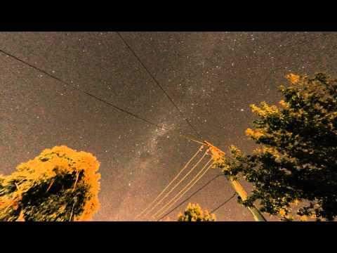 Canberra Stars Timelapse Jan 2015 (GoPro Hero 4)