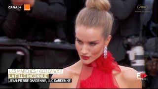 LA FILLE INCONNUE Red Carpet | Festival de Cannes 2016 by Fashion Channel
