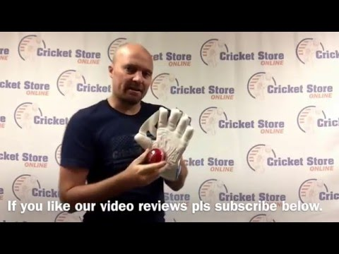 GM 2016 Original LE Wicket Keeper Gloves Review