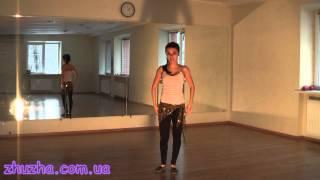 Тренировка по восточным танцам. Урок № 4