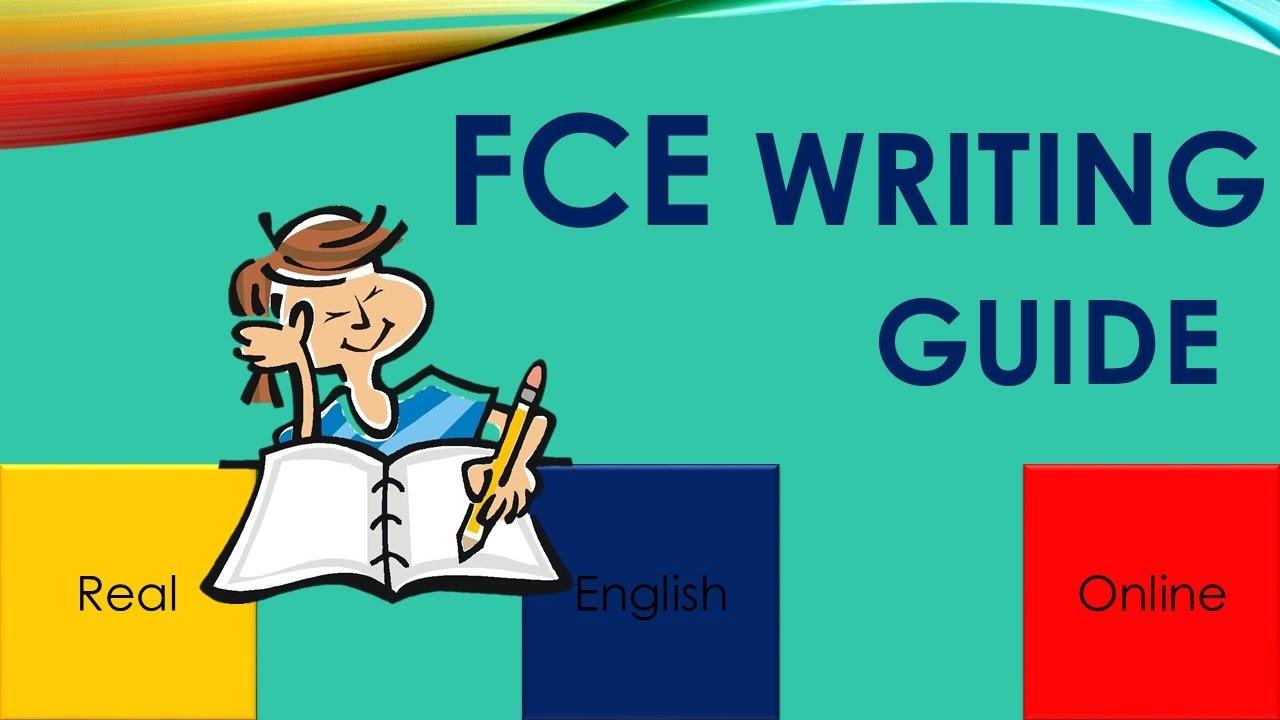 fce writing paper
