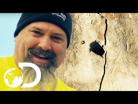 Gold Rush | SEASON 8 | Todd Attempts To Crack