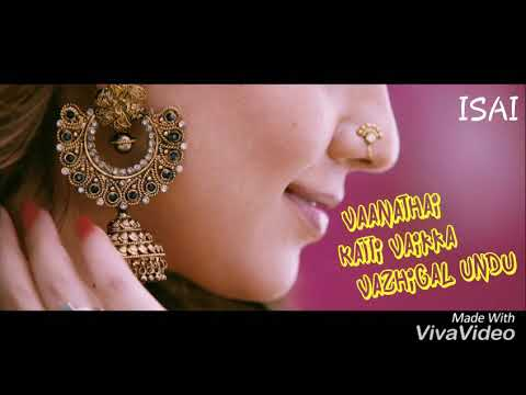 Nannbenda # Oorellam Unnai Kandu # Starring - Lady Super Star Nayanthara 😍# Udhayanidhi Stalin