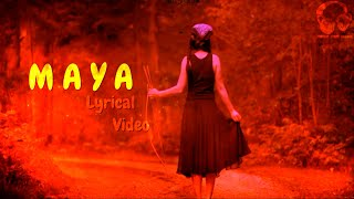 Maya - Chowraasta | Lyrics/Visualizer