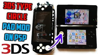 $1 3DS Circle Pad Mod For PSP!