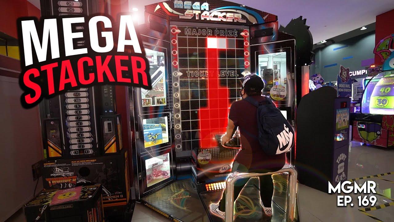 Encontramos un STACKER GIGANTE - MiniGames en el Mundo Real Ep. 169