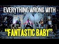 "Everything Wrong With - BIGBANG - ""Fantastic Baby"""
