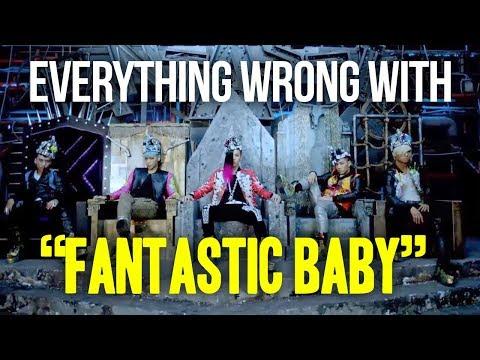 "Everything Wrong With - BIGBANG - ""Fantastic Baby"""
