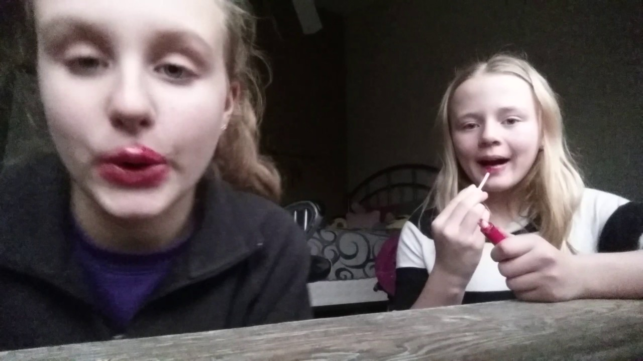Nose kissing challenge - YouTube