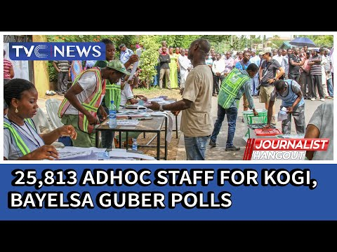 2.73 Million Voters, 25,813 Adhoc Staff For Kogi, Bayelsa Guber Polls