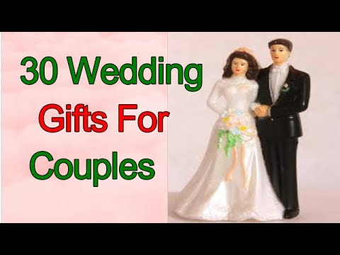 Couples,wedding gift ideas for bride