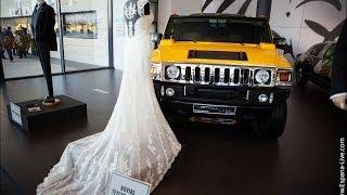 Свадебный салон в Испании, Аликанте, выставка все для свадьбы
