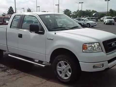 2005 ford f 150 extended cab pickup youtube. Black Bedroom Furniture Sets. Home Design Ideas