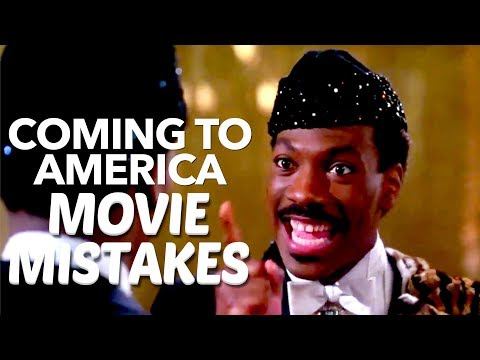 10 Biggest Coming America Goofs You Totally Missed | Coming America MOVIE MISTAKES & Fails