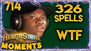 Actually 0,1022495% UNLUCKY RNG!! | Hearthstone Daily Moments Ep. 714