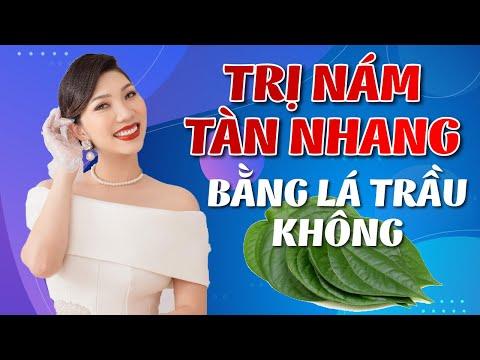 Cách Trị Nám Tàn Nhang Bằng Lá Trầu Không Đơn Giản Hiệu Quả Tại Nhà   Thái Phương Anh Official