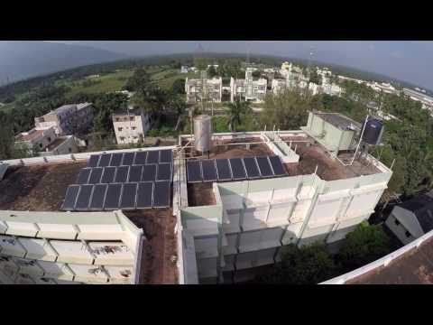 Industrial Solar Water Heater In Coimbatore
