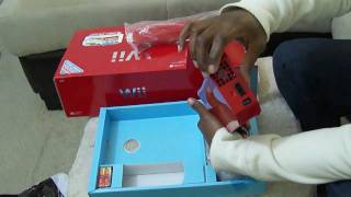 Nintendo Wii Red 25th Anniversary Mario Limited Edition unboxing 2010