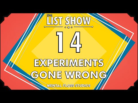 14 Experiments Gone Wrong