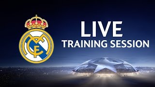 Real Madrid Training Session REPLAY