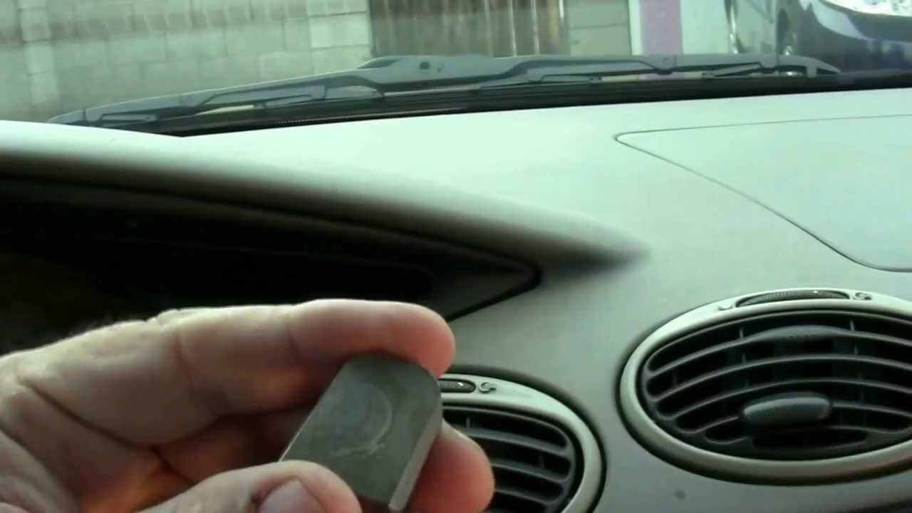 How To Fix A Rear View Mirror Youtube