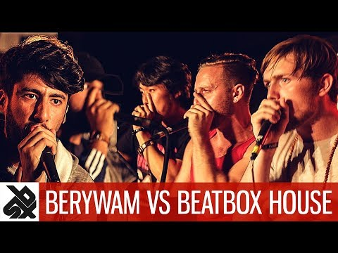 BERYWAM vs BEATBOX HOUSE | Fantasy Battle | World Beatbox Camp