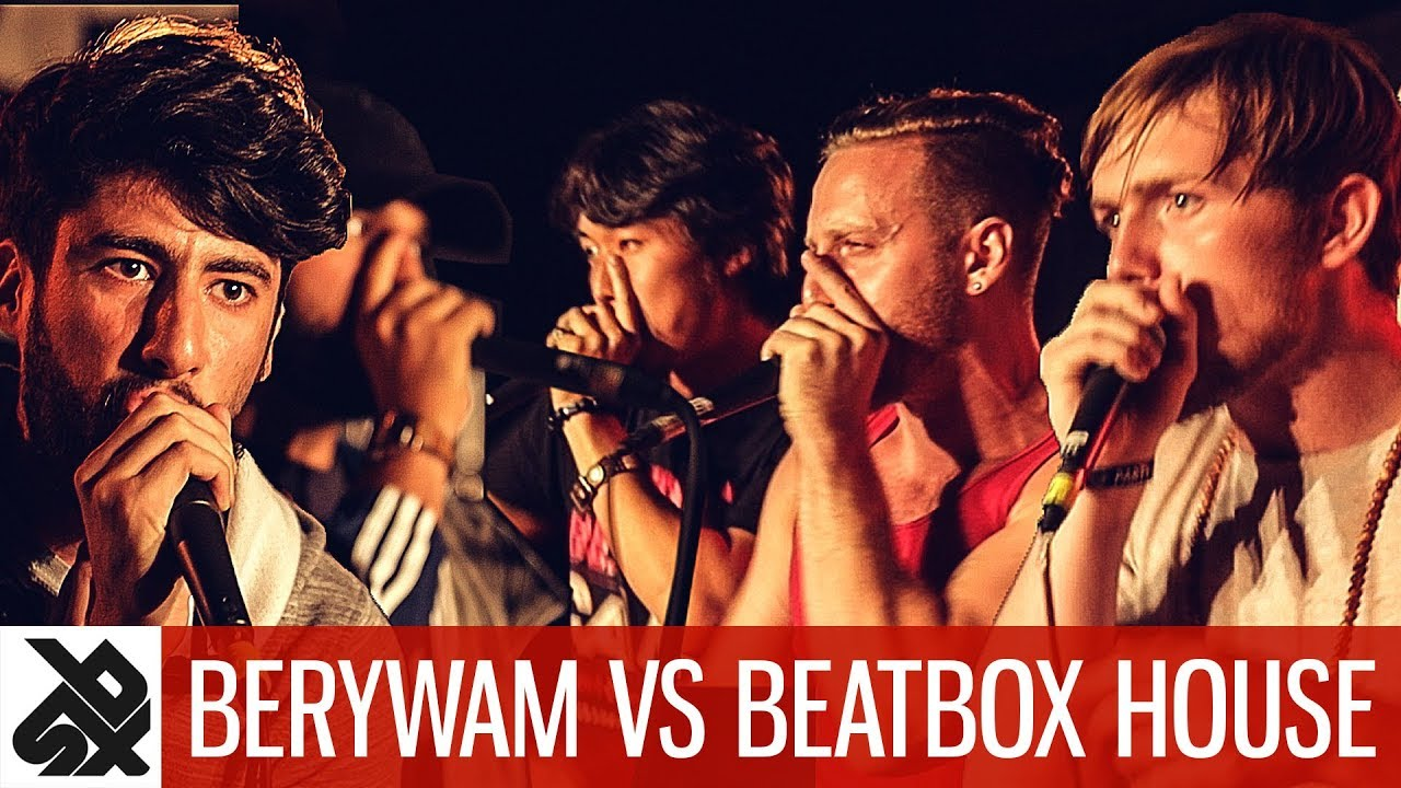 BERYWAM vs BEATBOX HOUSE | Fantasy Battle | World Beatbox Camp #1