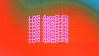 Coldabank - Los Angeles (Official Lyric Video)