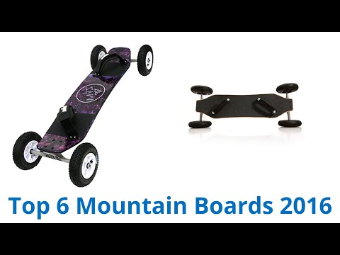 6 Best Mountain Boards 2016