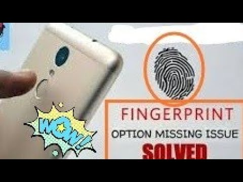Fingerprint options missing - Page 2 - Android Forums at
