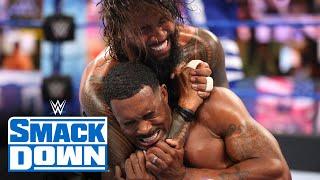 The Street Profits vs. The Usos: SmackDown, May 28, 2021