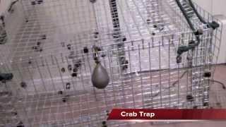 Handmade Fishing Traps, Crab Traps