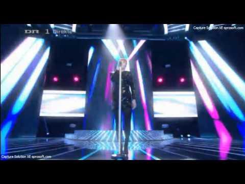 [X Factor DK] Stephanie - Heartbeats  (Live Show 2)