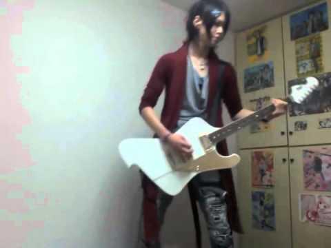 【DELUHI 】Two Hurt VANDALISM【guitar Cover】