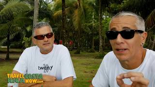 25 Years Living in Costa Rica - He's got Stories - Don't Miss This!