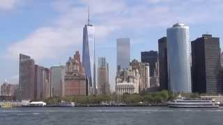 One world trade Center New York City 2014 HD