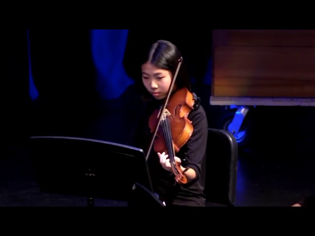 01 10th Grade Quartet Allegro Moderato Mozart