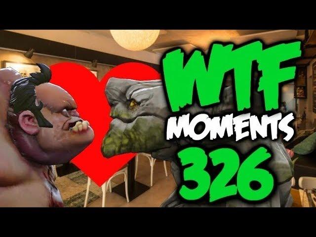 Dota 2 WTF Moments 326