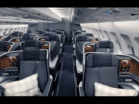SAS | NEW BUSINESS CLASS | STOCKHOLM - HONG KONG | AIRBUS A330
